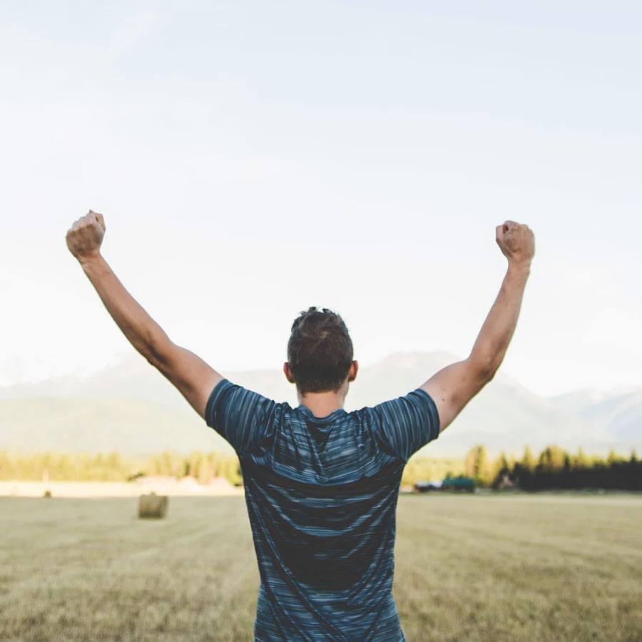 Jedyna wolność to zwycięstwo nad samym sobą